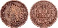 1 Cent 1864 USA Indian Head ss+