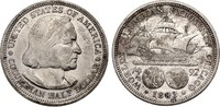 1/2 Dollar 1893 USA Half Dollar - Columbia...