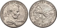 1/2 Dollar 1918 USA Half Dollar - Lincoln-...