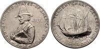 1/2 Dollar 1920 USA Half Dollar - Pilgrim Tercentenary vz  65,00 EUR  +  6,50 EUR shipping