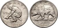 1/2 Dollar 1925 S USA Half Dollar - California Diamond Jubilee vz  135,00 EUR  +  6,50 EUR shipping