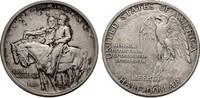 1/2 Dollar 1925 USA Half Dollar - Stone Mo...