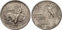 1/2 Dollar 1925 USA Half Dollar - Stone Mountain Memorial vz, feine Pat... 38,00 EUR  +  6,50 EUR shipping