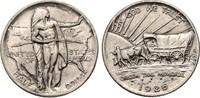 1/2 Dollar 1926 S USA Half Dollar - Oregon Trail vz+  115,00 EUR  +  6,50 EUR shipping