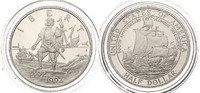 1/2 Dollar 1992 S USA Half Dollar - Columbus PP in Kapsel  7,00 EUR  +  6,50 EUR shipping