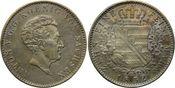 Taler 1832 S, Sachsen, Anton, 1827-1836, vz+