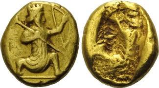 AV Dareike (486-450v.Chr.) Persien, Früher, guter Stil, 546-450 v.Chr., ss