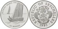25 Rupien 1995 Sechellen / Seychellen, Oly...