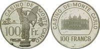 Jeton 100 Francs  Monaco, Rainier III., 19...