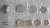 1 Pf. bis 5 DM 1968 G, 1968 G, Deutschland...