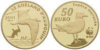 50 Euro 2011 Frankreich, 50 Jahre WWF, OVP...