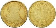 8 Escudos 1793, Chile, Karl IV., 1788-1808, ss  1195,00 EUR free shipping