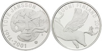 20 Euro 2014 Finnland, Tove Jansson, OVP m...