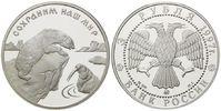 3 Rubel 1997 Russland, Eisbär und Walross, PP