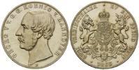 Doppeltaler 1866 B Hannover, Georg V., 185...