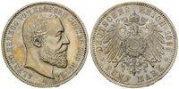 5 Mark 1895 Sachsen-Coburg-Gotha Alfred, 1...
