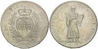 5 LIre 1898 R San Marino, Republik unter d...