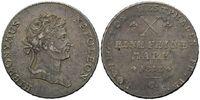 Konventionstaler 1812, Westfalen, Hieronymus Napoleon, 1807-1813, f.vz  485,00 EUR  +  9,90 EUR shipping