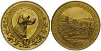 Vergold. Br.-Medaille 1901, Heidelberg, 2....