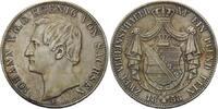 Doppeltaler 1858, Sachsen, Johann, 1854-18...