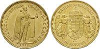 10 Kronen 1913 KB Österreich, Franz Joseph...