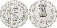 100 Rupien 1980 Indien, FAO - Welternährun...