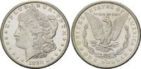 Dollar 1880 S, USA, Morgan, kl.Kratzer, vz+