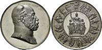 Zinnmedaille 1871, Preussen, Wilhelm I., 1...