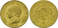 20 Lire 1825 Italien, Sardinien, Felice, ss