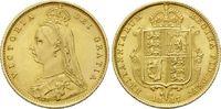 1/2 Sovereign 1887 Großbritannien, Victori...