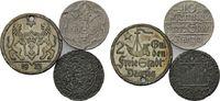 10 Pfennig 1920; 10 Pfennig 1923; 2 Guld  ...