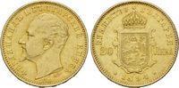 20 Lewa 1894 Bulgarien, Ferdinand I., 1887...