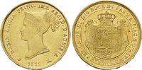 40 Lire 1815 Italien, Parma, Maria Luigia ...