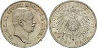 5 Mark 1907 Sachsen, Friedrich August III....