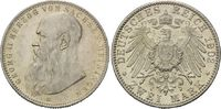 2 Mark 1902 Sachsen-Meiningen, Georg II., ...