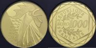 1000 Euro 2014, Frankreich, Gallischer Hah...