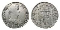 8 Reales 1823 PJ Bolivien, Ferdinand VII.,...