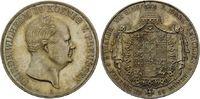 Doppeltaler 1856 A, Preussen, Friedrich Wi...