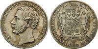 Vereinstaler 1865, Schaumburg-Lippe, Adolf Georg, 1860-1893, vz+  340,00 EUR  +  9,90 EUR shipping