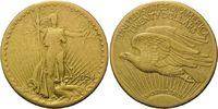 20 Dollars 1924, USA, St. Gaudens, s-ss