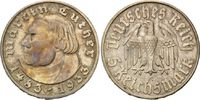 5 Mark 1933 G Drittes Reich, Martin Luther...