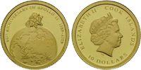 10 Dollars 2009 Cook Islands, 40. Jahresta...