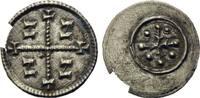 Denar o.J. Ungarn, Stephan III., 1161 u. 1...