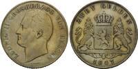 Doppelgulden 1847 Hessen, Ludwig II., 1830...