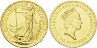 50 Pounds 1996 Großbritannien, Britannia, ...