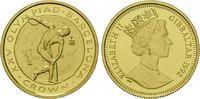 1/10 Crown 1992, Gibraltar, Olympische Spi...