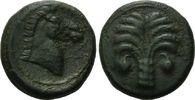 AE 18 4./3. Jh. Chr. Zeugitana, Karthago, ...