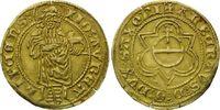 Goldgulden, o.J., Sachsen, Albrecht, 1485-...