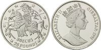 25 Pounds / 35 Ecu 1991 Gibraltar, Gibralt...