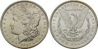 Dollar 1882 O USA, Morgan, vz-st